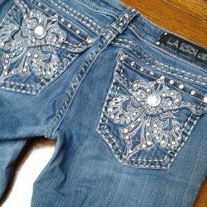 L.A. idol Jeans - Size 9 31x34